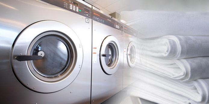 Washing machines and towels